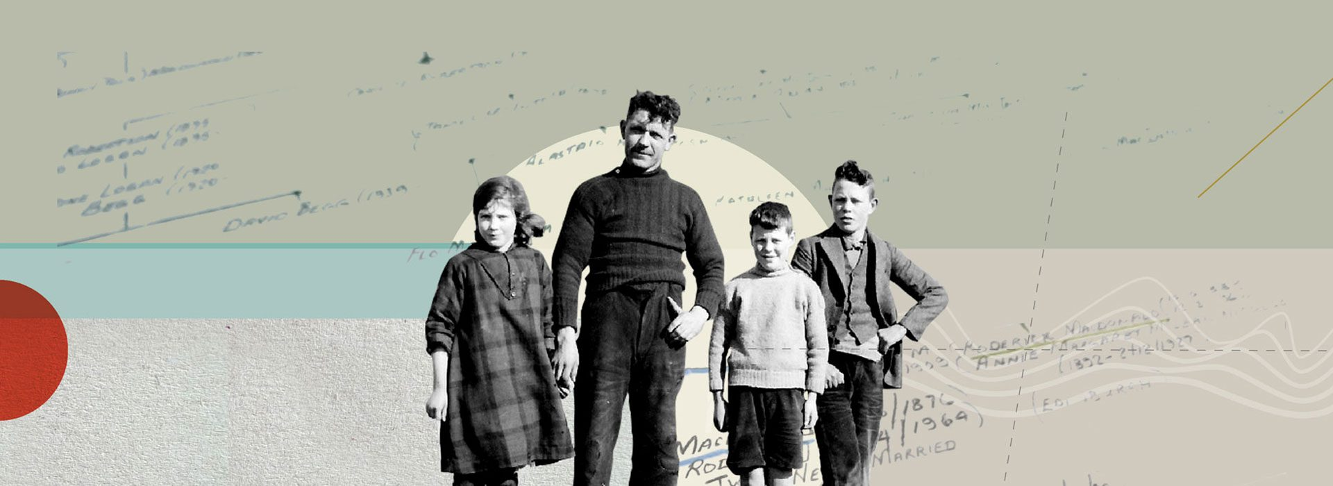 Picture of a group of children
